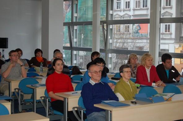 Foto ze seminare